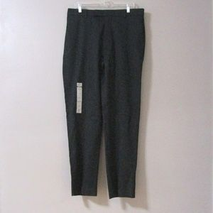 NEW Claiborne Black Dress Pants Size 34 x 32